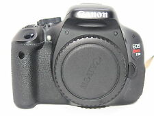 Canon EOS 600D / Rebel T3i 18.0MP Digital SLR Camera - Black (Body Only) +16gb