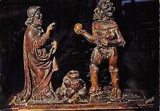 BR2119 St Bertrand de Comminges accoudoir de Stalle postcard  france