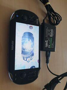 Ps Vita 3G  wifi Wi-Fi PCH-1104 + chargeur  playstation
