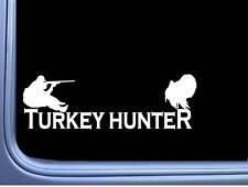 Turkey Hunter L788 8 Inch Sticker Box Call Slate Decoy Decal