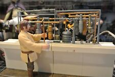 Star Wars Custom Playset Diorama Parts for Cantina Bar with Distillery 3.75 scal