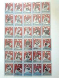2017-18-UPPER-DECK-CANADIAN-TIRE-CLEAR-CUT-PROGRAM-OF-EXCELLENCE-COMPLETE-SET