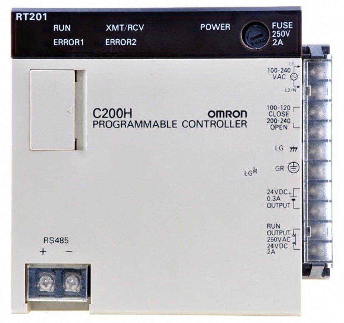 1PC Omron C200H-RM201 PLC module New