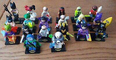 generale Zod LEGO ® 71020 the Batman movie serie 2 minifig 17 NUOVO!