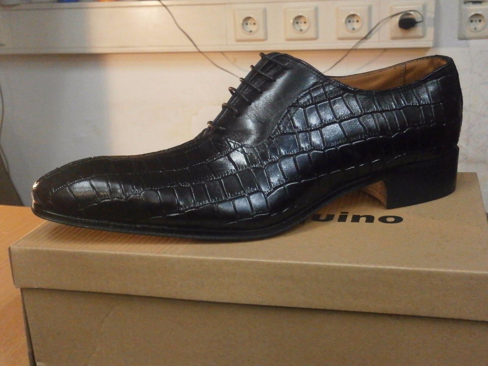 Herren Herren Herren schuhe / Italian schuhe, MARIO ALBORINO SOLID /Elegante LEDER schuhe. 12f18a