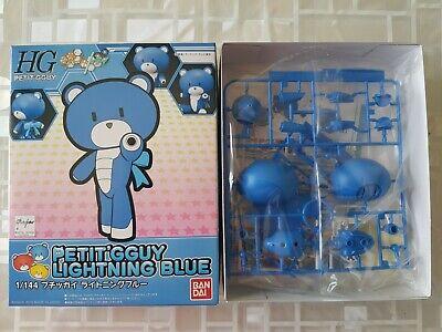 Model Kit Petit ' Gguy Lightning Blue Bandai Hg 1\144