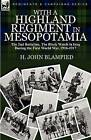 With a Highland Regiment in Mesopotamia: The 2nd Battalion, the Black Watch in Iraq During the First World War, 1916-1917 by H John Blampied (Paperback / softback, 2010)