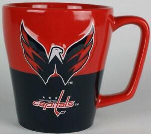 Washington Capitals Embossed Ceramic Mug (New) Calgary Alberta Preview