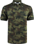 Polo-homme-col-sport-manches-courtes-Yves-Enzo-camouflage-army-kaki miniature 1