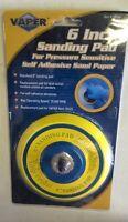 6 Sanding Pad For Pressure Sensitive Self Adhesive Sand Paper