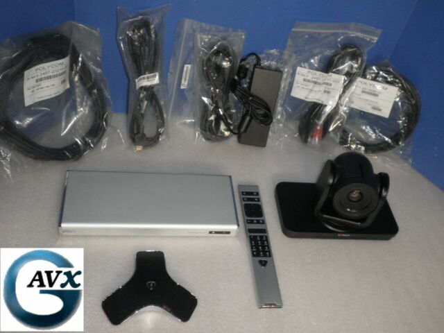 Polycom Group 500 +1y Wrnty, EagleEye IV-4x Camera, Mic Array, Remote & Cables