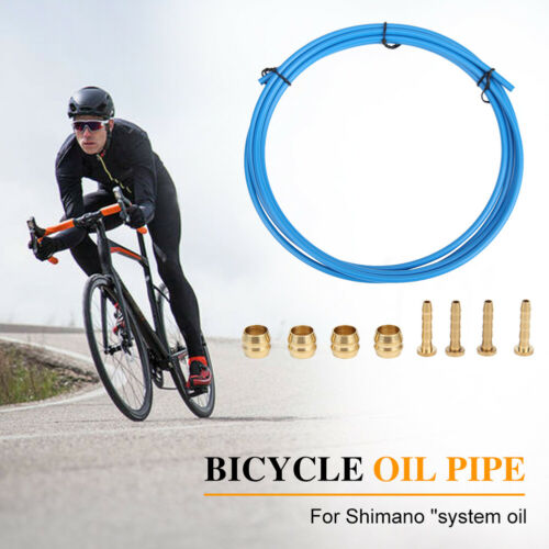 Bicycle Hydraulic Disc Brake Oil Tube Hose MTB Bike Brake Pipe Cable for Shimano