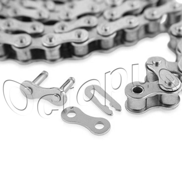 60H Roller Chain For Sprocket 10 Feet With 1 Connecting Link Drive Chain