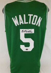 42e634157 Image is loading Bill-Walton-Signed-Boston-Celtics-Custom-Jersey-PSA-