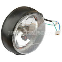Universal Headlight For 50-250cc Atvs, Go Karts