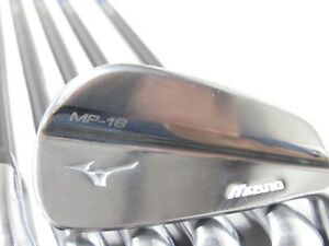 Used-MIZUNO-MP-18-Forged-4-PW-IRONS-IRON-Set-MP-18-Graphite-Project-X-Tour-6-0