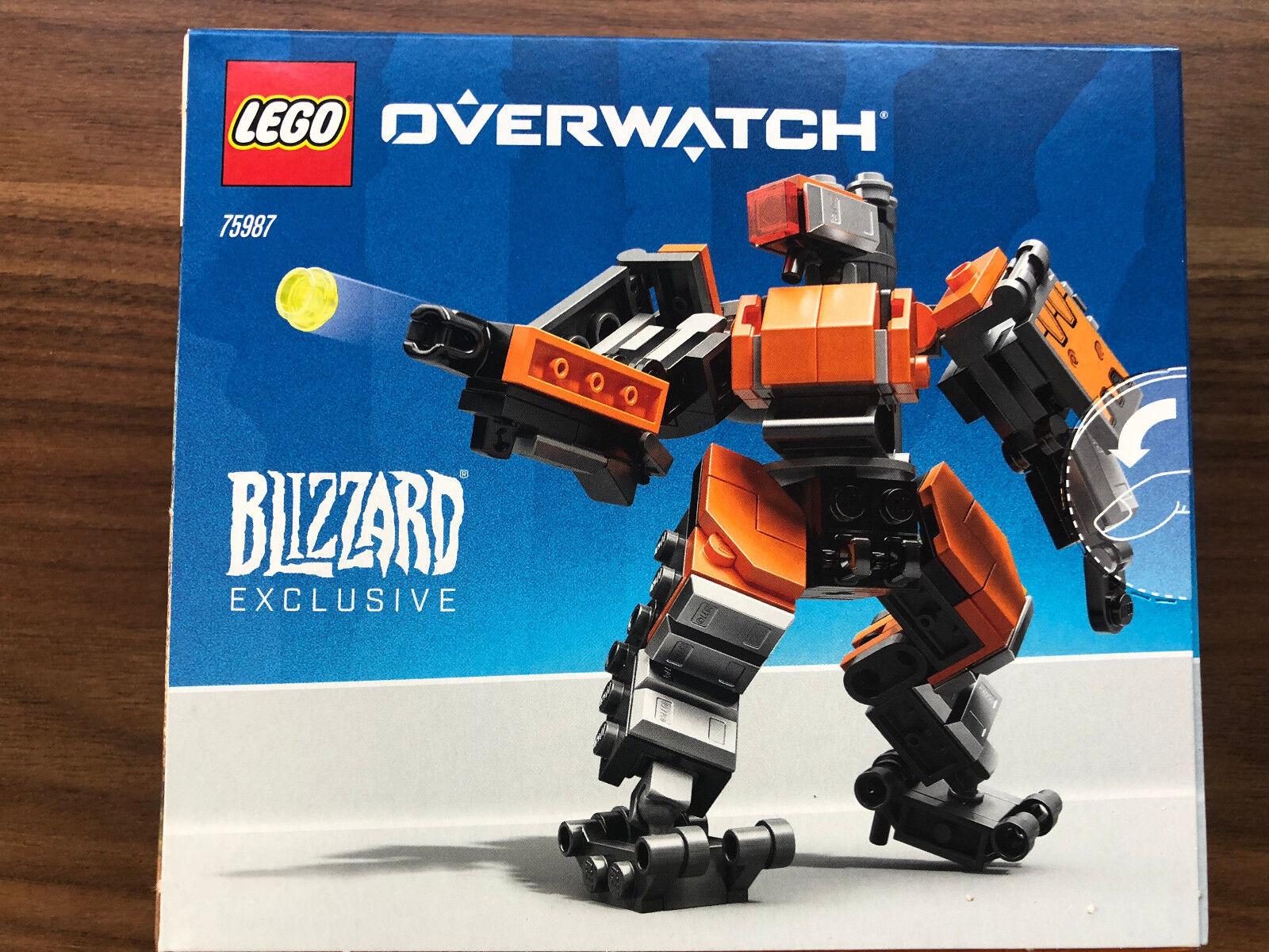 LEGO 75987 - Overwatch Omnic Bastion -  Blizzard Exklusiv - NEU&OVP Limited