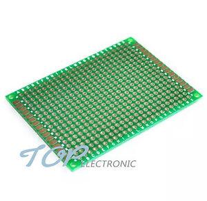 10PCS-Double-Side-Prototype-PCB-Tinned-Universal-Breadboard-5x7-cm-50mmx70mm-FR4