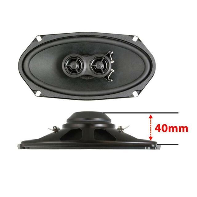 RetroSound R-483N 4 x 8 Stereo Replacement Speaker