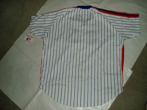 NY Mets NWT NL East buttondown or pullover jersey licensed MLB shirts