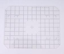Mattglas Ground Glass 127*101mm Für Sinar Linhof Toyo Horseman Wista 4x5 Kamera