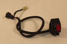 Triumph Speed Triple ABS 2011 Right Side Starter Kill Control Switch