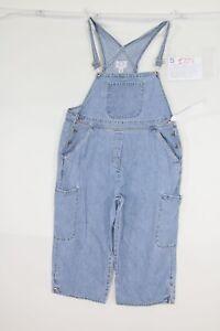 Salopette Carolina Blues (Cod. S1224) tg.18W Jeans Usato Vintage