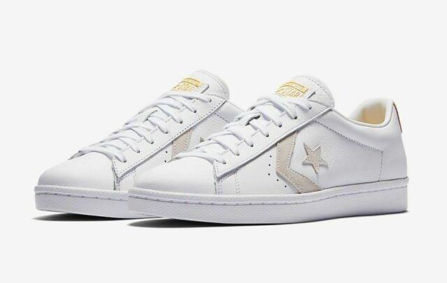 to buy multiple colors biggest discount Converse Pro 76 Low Top Leather Lunarlon Shoes size Men's 9.5 155322C