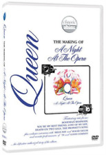 Queen - Classic Albums: Making of A Night at the Opera (DVD, 2006)