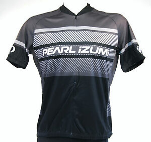 Pearl-Izumi-2016-Select-LTD-Cycling-Bike-Bicycle-Jersey-Stealth-Grey-Black-Small