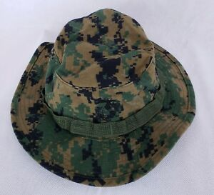 91d05f566130b Image is loading US-Marine-Corps-Military-Cover-Field-Marpat-Woodland-