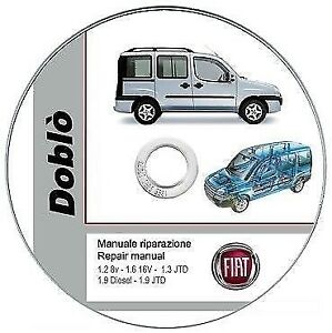 Fiat Dobl repair manual manuale officina 2000-2005 Auto ...