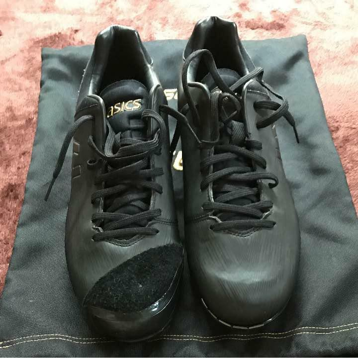 Asics spike from japan (6244