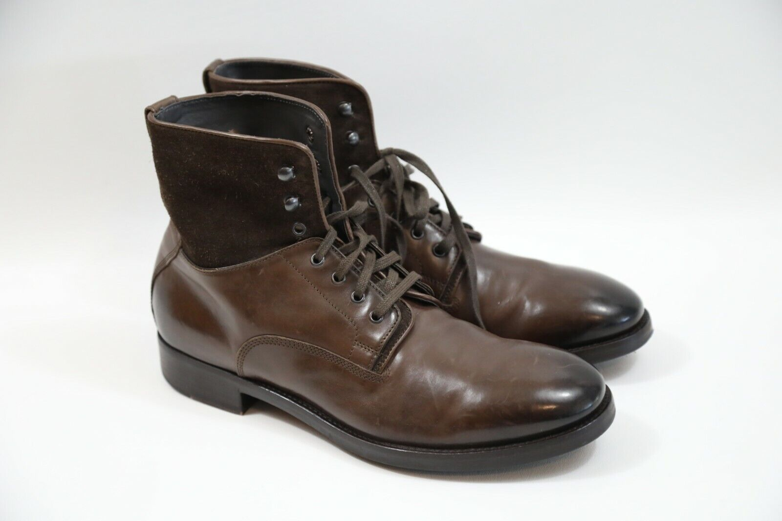 To Boot New York Abbott Tall Plain Toe Boots Size 10  RETAIL  Current