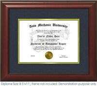 Auto Mechanic Diploma - Personalized With Your Name/date- Best On Ebay. Cars
