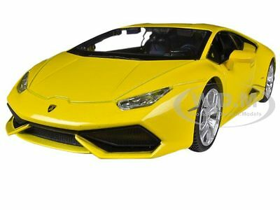 Lamborghini Huracan LP610-4 Yellow 1//24 by Maisto 31509 31509Y
