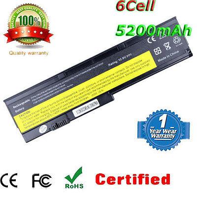 Battery for Lenovo ThinkPad X200 X200s 7454 7455 7458 42T4834 42T4835 43R9254 IB