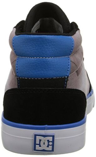 blue Dmg Dc Black Mid Shoes Scarpe Skate Council Sneakers XBxFqzxwSt