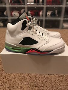 new product b6aef 42d6e Image is loading Nike-Air-Jordan-V-5-Retro-SPACE-JAM-