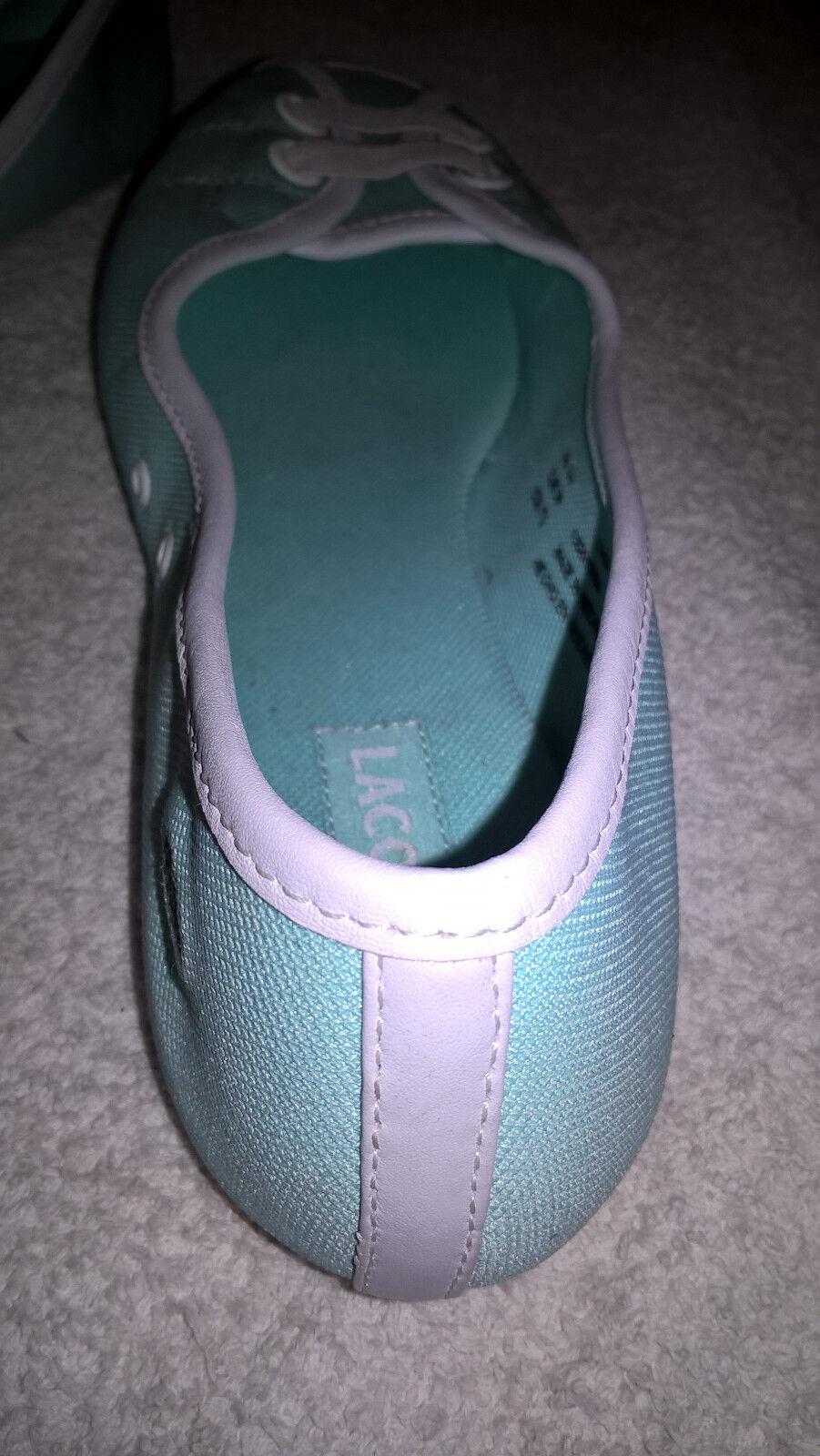 Genuine Lacoste Damens's shoe, UK USA 5 1/2, Eur 38, USA UK 7 1/2 7c5f19