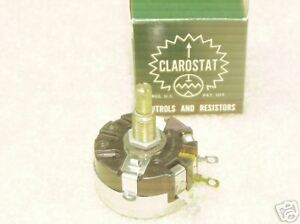 CLAROSTAT-7-5K-OHM-4-WATT-WW-POT-1-2-034-SHAFT
