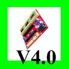 CNC Shield V4.0 Engraving Machine Stepper Motor Driver f Arduino GRBL 3D Printer