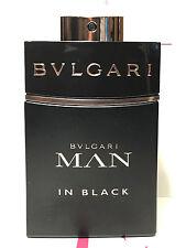 BVLGARI MAN IN BLACK EDP Eau De Parfum 2.0 oz / 60 ml NEW UNBOXED