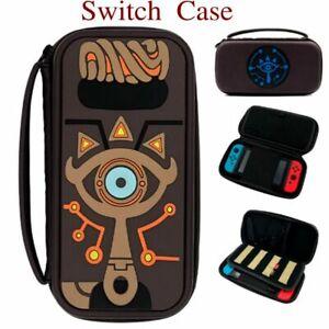 pretty cool release date: info for Détails sur Travel Carrying Case Zelda Sheikah Ardoise dur sac de rangement  pour Nintendo Switch- afficher le titre d'origine