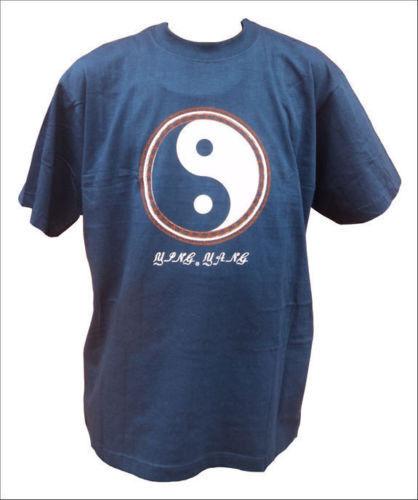 Ying Yang Coton T-Shirt