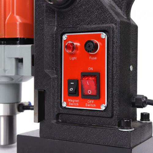 220V  1100W Kernbohrer Magnet Bohrmaschine Kernbohrmaschine Magnetbohrmaschine