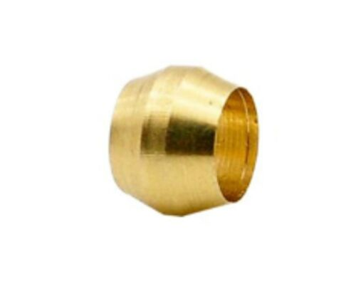5x Auto Grasa Anillos 6mm Tubo Tubo de aceite de engrase por anillo Lubricante de montaje de compresión