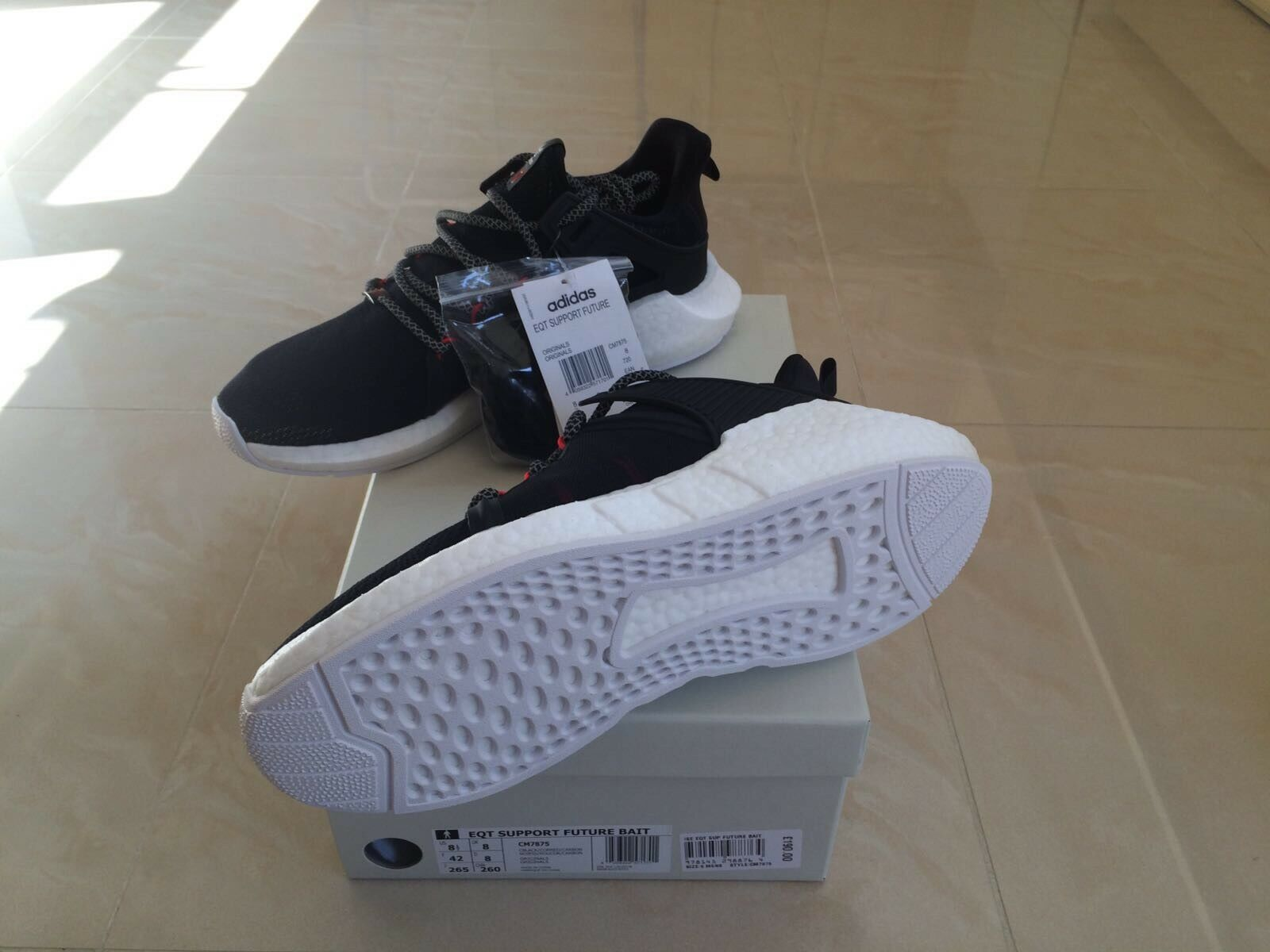 BAIT X ADIDAS EQT SUPPORT 93 PACK 17 FUTURE BOOST R&D PACK 93 SIZES UK 7 8 10 11 NEW 39c7fa