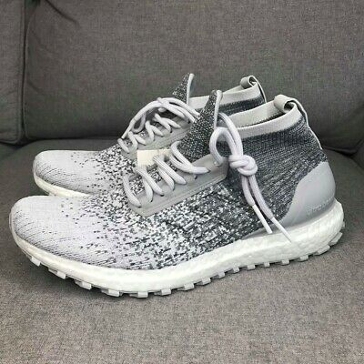 online store 0c6a7 a0542 NEW Adidas Mens UltraBoost All Terrain ATR Mid Shoes Reigning Champ Gray  DB2042