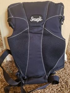 91d742898dc Image is loading Evenflow-SNUGLI-Cross-Terrain-Baby-Carrier-Hiking-Backpack
